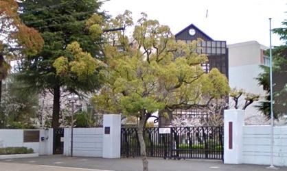 大阪府立高津高等学校の画像1