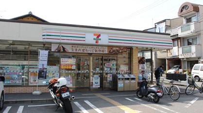 セブン−イレブン 京都大宮北箱ノ井町店の画像1
