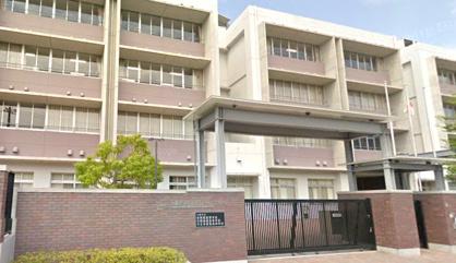 大阪市立 大阪ビジネスフロンティア高等学校の画像1
