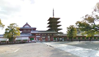 四天王寺の画像1