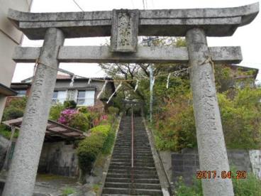榊姫神社の画像1
