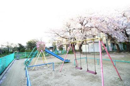 五ヶ庄檀ノ東周辺 児童公園の画像1