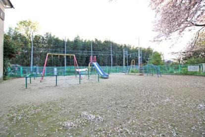五ヶ庄檀ノ東周辺 児童公園の画像2