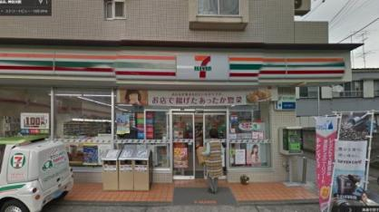 セブン−イレブン 横浜六角橋店の画像1