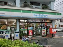 ファミリーマート加藤東林間店
