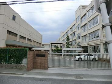 練馬区立田柄中学校の画像1