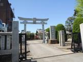 栗原氷川神社