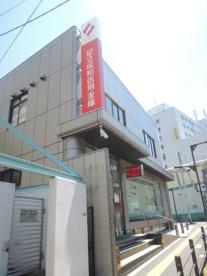 足立成和信用金庫 西新井駅前支店の画像1