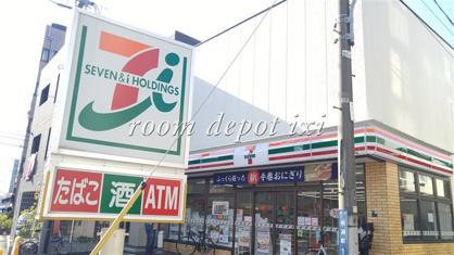 セブンイレブン 岩淵北本通り店の画像1