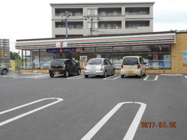セブンイレブン 八幡三ケ森電停前店の画像1