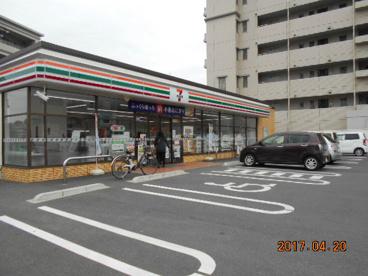 セブンイレブン 八幡三ケ森電停前店の画像2