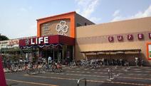 ライフ 奥戸街道店