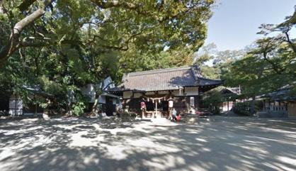 六甲八幡神社の画像1