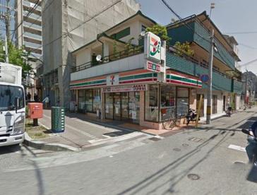 セブン−イレブン 神戸新在家駅前店の画像1