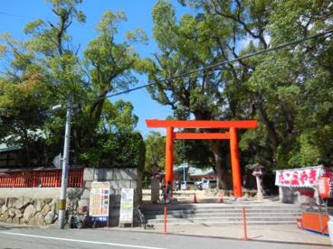 長田神社の画像1