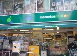 マルエツ プチ 白金台プラチナ通り店の画像2