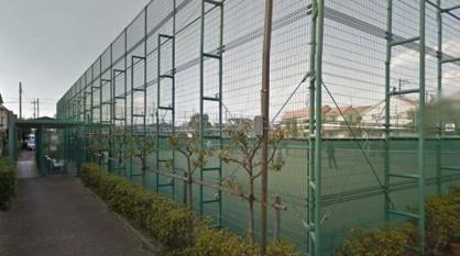 府中市立紅葉丘庭球場の画像1