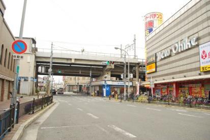 鴻池新田駅の画像3