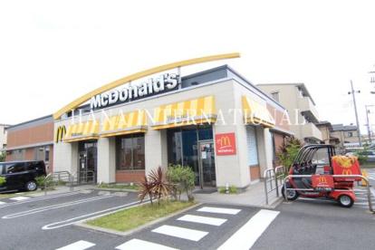 マクドナルド 足立六町店の画像1