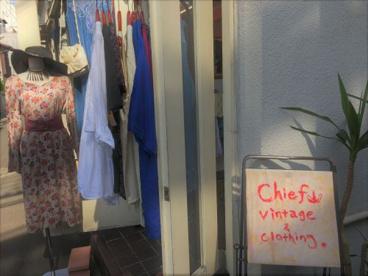 Chief vintage&clothingの画像1