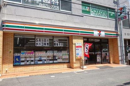 セブン・イレブン神戸水道筋6丁目店の画像1