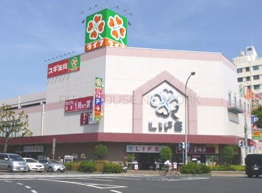 ライフ神戸駅前店の画像