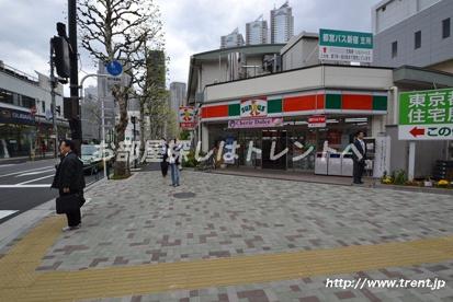 サンクス新宿山手通り店の画像1