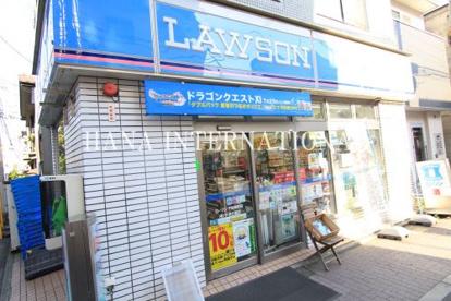ローソン 千住旭町店の画像1