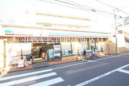 セブン-イレブン 足立柳原2丁目店の画像1