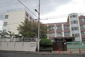 大阪市立 墨江丘中学校の画像1