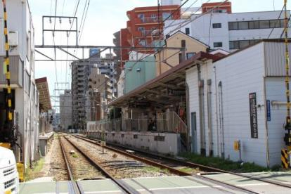 蓮沼駅の画像2