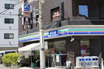 スリーエフ大田蓮沼駅前店の画像1