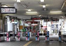 池上駅の画像4