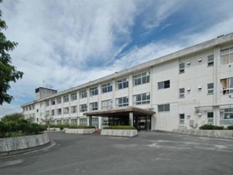 近江八幡市立八幡東中学校の画像1