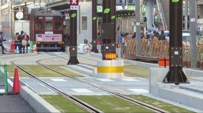 阪堺電軌上町線「天王寺駅前」の画像1