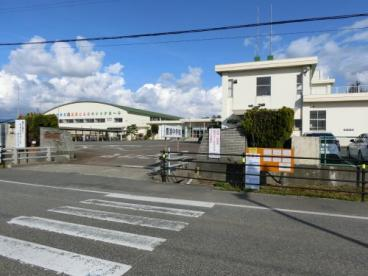 新発田市立豊浦中学校の画像1