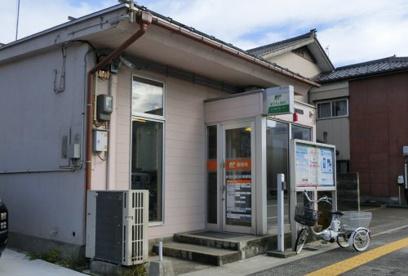 新発田諏訪町郵便局の画像1