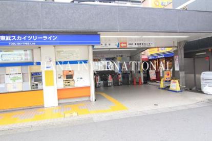 牛田駅の画像1