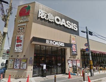 阪急オアシスあびこ店の画像1