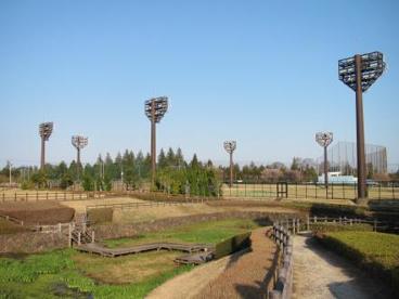 阿見町総合運動公園の画像1