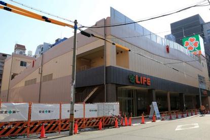 ライフ堺筋本町店の画像1