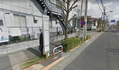 バス停(品川通上布田・国領方面)の画像1