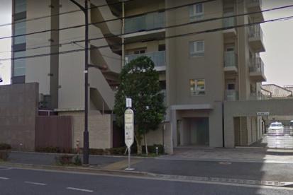 バス停(品川通上布田・調布方面)の画像1