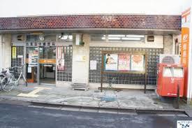 台東谷中郵便局の画像