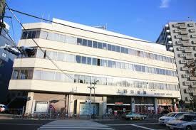 上野郵便局の画像