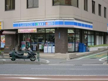 ローソン新宿一丁目店の画像1