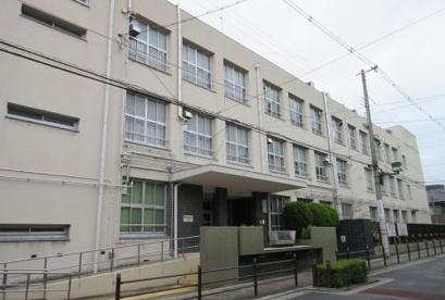 大阪市立北田辺小学校の画像1
