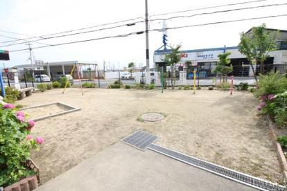 五ヶ庄福角付近 児童公園の画像1