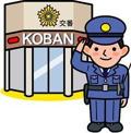 西警察署西本町交番