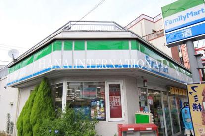 ファミリーマート 田口屋西新井大師店の画像1